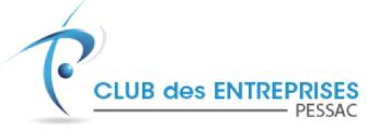 Logo club des entreprises Pessac