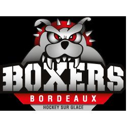 Logo de l'équipe des Boxers de Bordeaux
